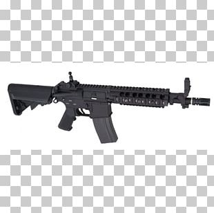 Firearm Silencer Pistol M4 Carbine Weapon PNG