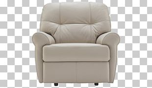 Club Chair Couch Recliner Upholstery PNG
