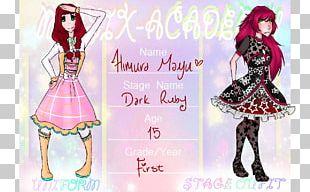 Barbie Fashion Design Pink M PNG