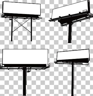 Billboard Advertising Graphic Design PNG