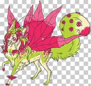 Illustration Leaf Fairy Cartoon Flower PNG