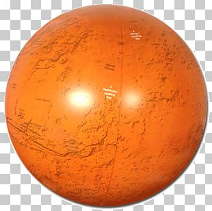Earth Beach Ball Planet Mars Escape Velocity PNG