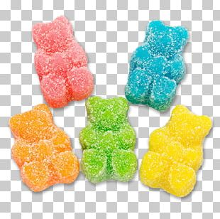 Gummi Candy Gummy Bear Stick Candy Juice PNG