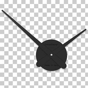 Quartz Clock Movement Pendulum Clock Wall Decal PNG