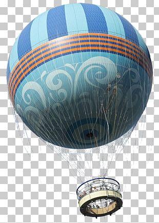 Aerophile Balloon Ride At Disney Springs Hot Air Balloon Flight PNG