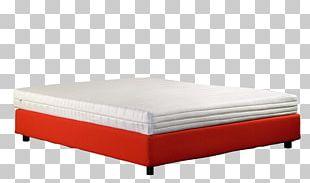 Bed Frame Mattress Box-spring Platform Bed PNG
