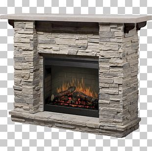 Electric Fireplace Fireplace Mantel GlenDimplex Electric Heating PNG