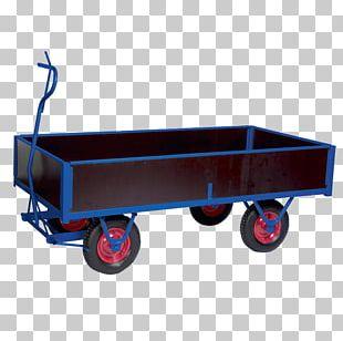 Hand Truck Cart Transport Electric Platform Truck PNG