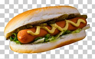 Chicago-style Hot Dog Hamburger Barbecue Bxe1nh Mxec PNG