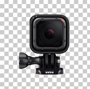 GoPro HERO5 Session Action Camera GoPro HERO5 Black 4K Resolution PNG