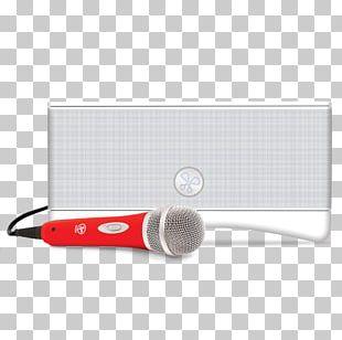 Microphone Karaoke Box Christmas Gift Amazon Echo PNG