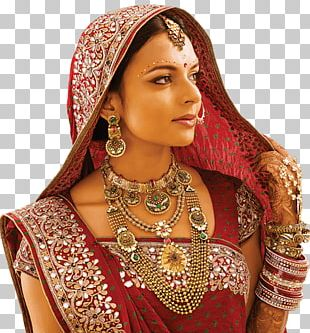 Rajasthan Bride Jewellery Wedding Tradition PNG