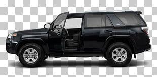 2018 Toyota 4Runner Car 2019 Toyota 4Runner Sport Utility Vehicle PNG