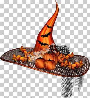 Art Halloween Boszorkány PNG