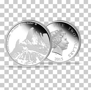 Silver Coin New7Wonders Of The World Silver Coin Machu Picchu PNG