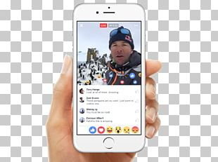 Streaming Media Facebook Live Video Live Television PNG