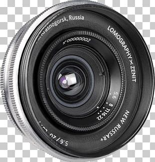 Camera Lens Lomography Wide-angle Lens Canon EF 20mm Lens Руссар PNG