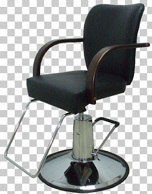 Beauty Parlour Barber Chair Massage Chair Cosmetologist PNG