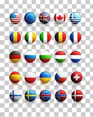National Flag Flags Of The World Icon PNG