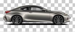 Lexus IS Sports Car Lexus RC 300H F Sport PNG