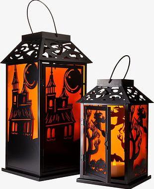 Halloween Lantern PNG