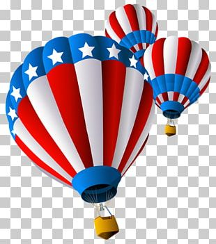Hot Air Balloon United States PNG