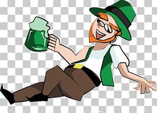 Beer Leprechaun Alcohol Intoxication Alcoholic Drink PNG
