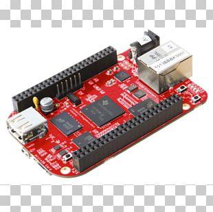 Microcontroller BeagleBoard Beaglebone Industry Single-board Computer PNG
