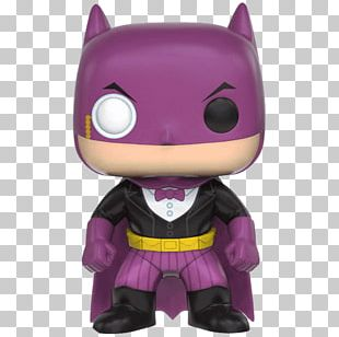 Batman Penguin Scarecrow Funko Action & Toy Figures PNG