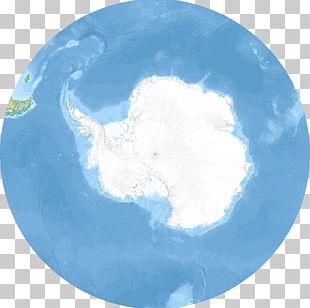 Antarctica Southern Ocean Drake Passage World Map PNG