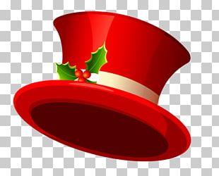 Santa Claus Christmas Hat PNG