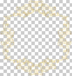 White Wedding Ceremony Supply Pattern PNG