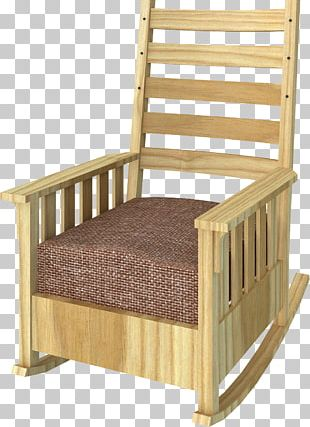Bed Frame Couch Chair PNG