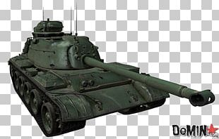 Churchill Tank Self-propelled Artillery Military Gun Turret PNG