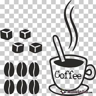 Coffee Cup Kitchen Vinyl Group Decorative Arts Phonograph Record PNG