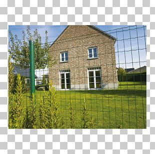 House Fence Welded Wire Mesh Chain-link Fencing Window PNG