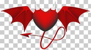 Devil Heart PNG