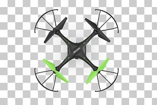 Quadcopter Unmanned Aerial Vehicle First-person View Remote Controls Parrot AR.Drone PNG