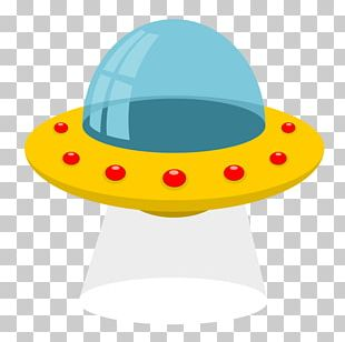 Unidentified Flying Object Flying Saucer Animation PNG