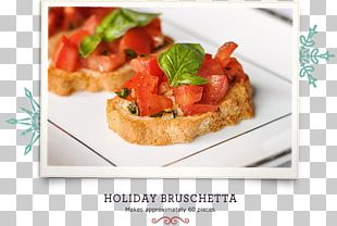 Bruschetta Vegetarian Cuisine Breakfast European Cuisine Highway M07 PNG