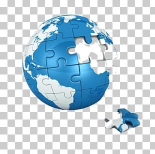 Earth Jigsaw Puzzle Puzzle Globe Stock Photography PNG