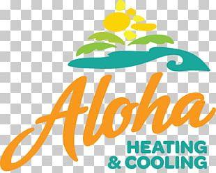 Aloha Heating & Cooling HVAC Logo Font PNG