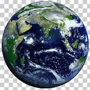 Earth From Space PNG