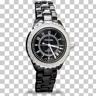 Watch Accessory Platinum Metal Brand PNG