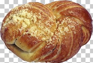 Cinnamon Roll Bread Sweet Roll Bun PNG