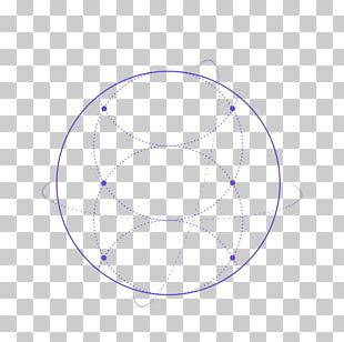 Circle Area Structure Pattern PNG