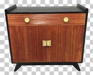 Drawer Bedside Tables Furniture PNG