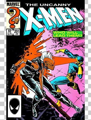 Storm Cyclops Cable Professor X Deadpool PNG