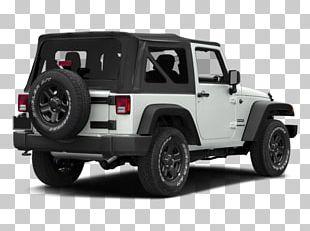 2018 Jeep Wrangler JK Rubicon Car Chrysler Dodge PNG