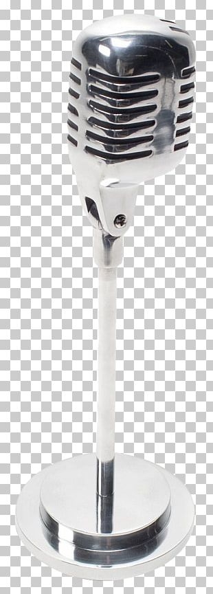 Microphone Stand Interior Design Services Vintage Clothing PNG